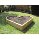 Heart Shaped Flower Bed user pic1