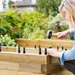 Stavba záhonu - tip na urychlení práce
